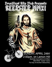 Beerster this Sunday