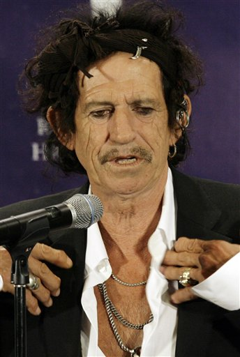 keith richards is pretty awesome.