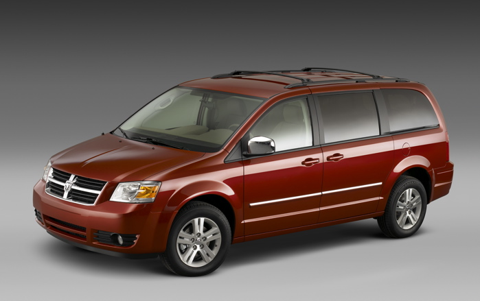 minivan secured for boston