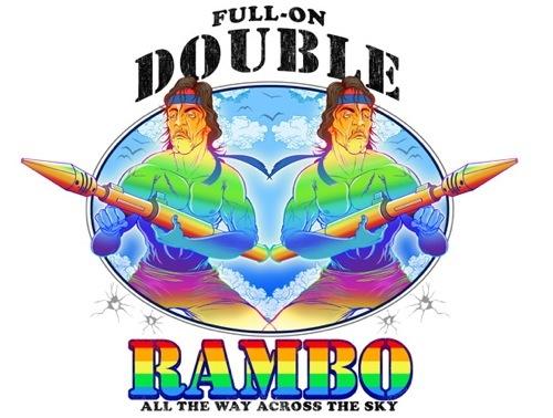 double rambo!!!
