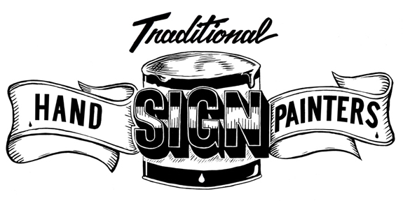sign painter for hire