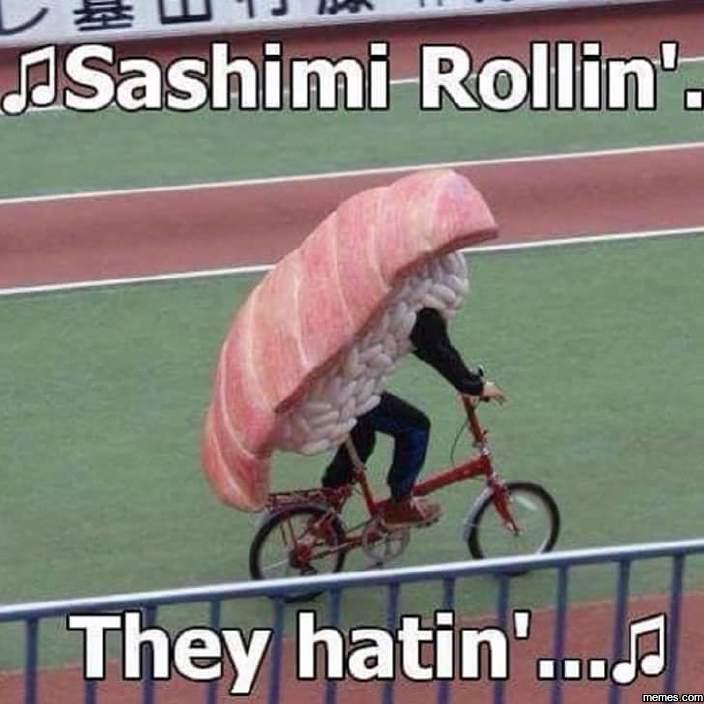 saturday sushi