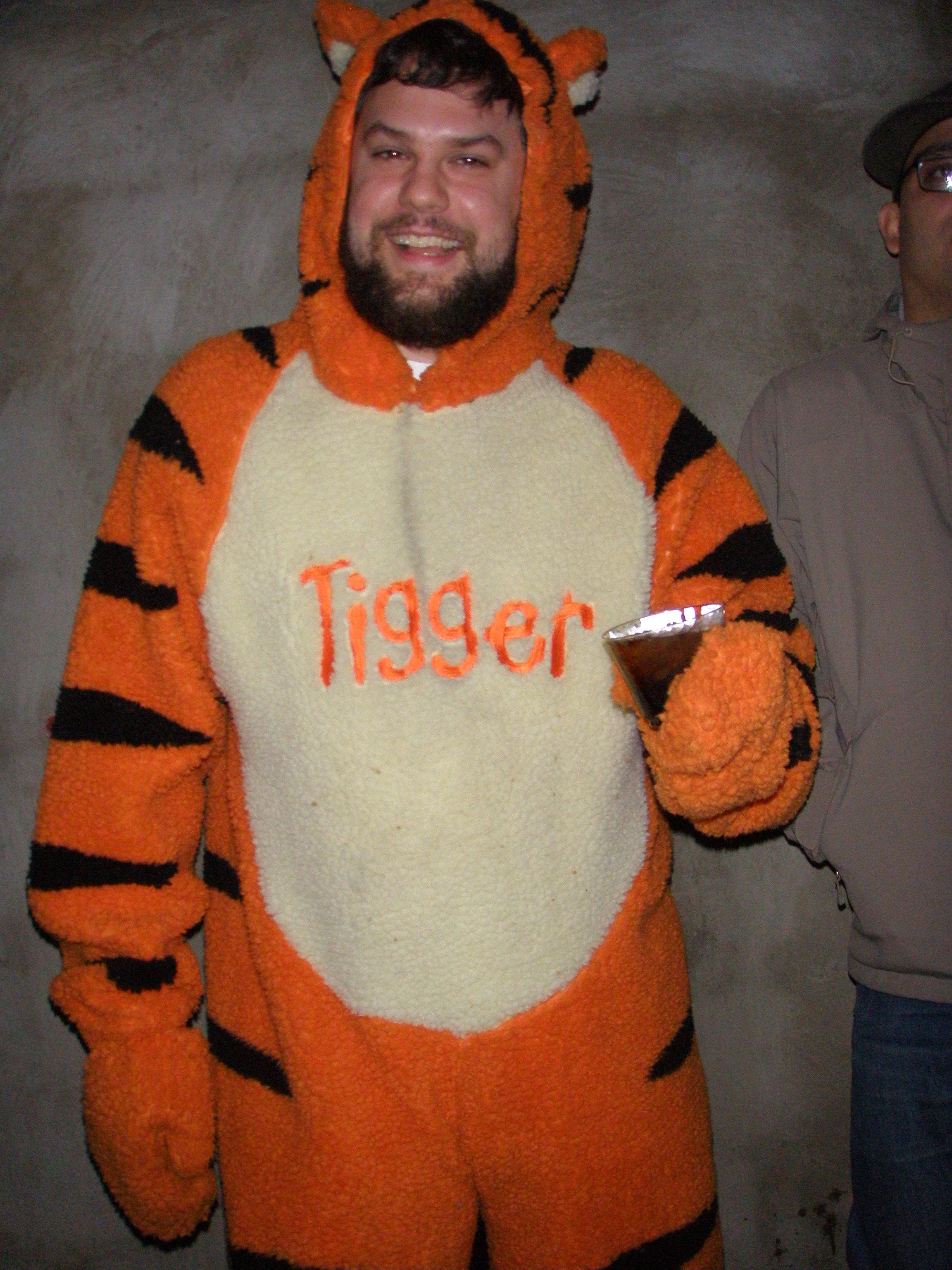 Drunk Tigger