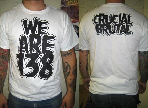 138 shirts