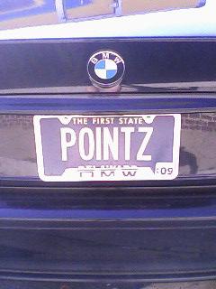 Customizaton POINTZ