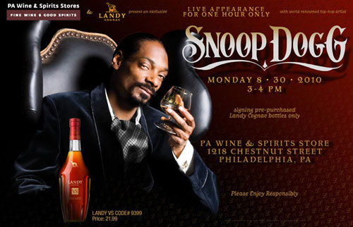 snoop dogg in philly today