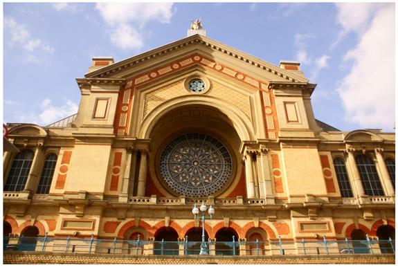 Alexandra Palace pic
