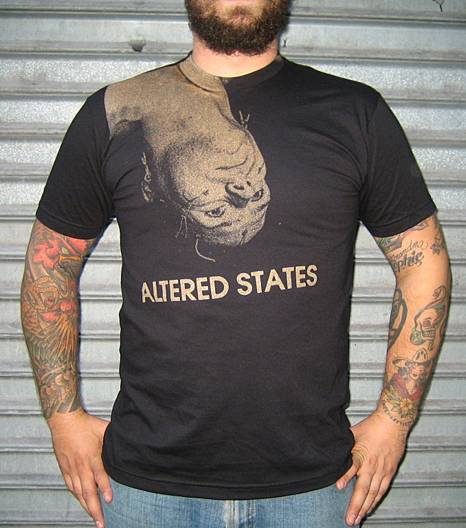 altered states t-shirts now available..