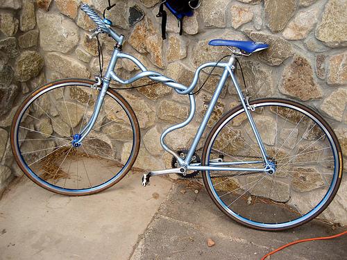 what a dumb looking bike