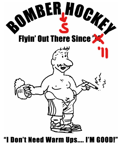 bombers hockey