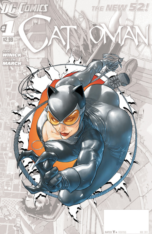 Comics impossible physiques