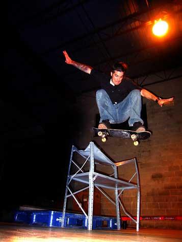 skateboard mike clarke