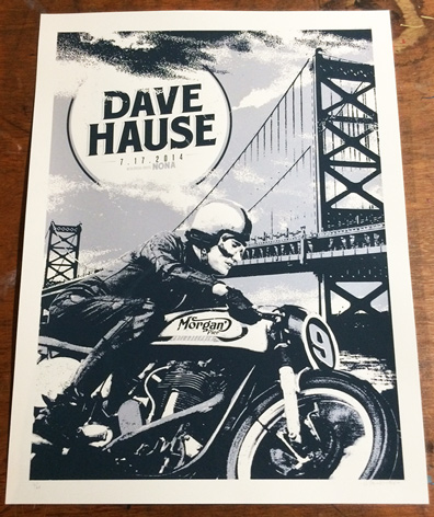 Dave Hause posters