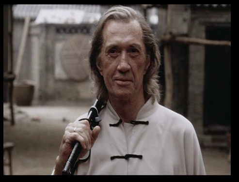 Might as well ruin your day b/c mine is...David Carradine DEAD