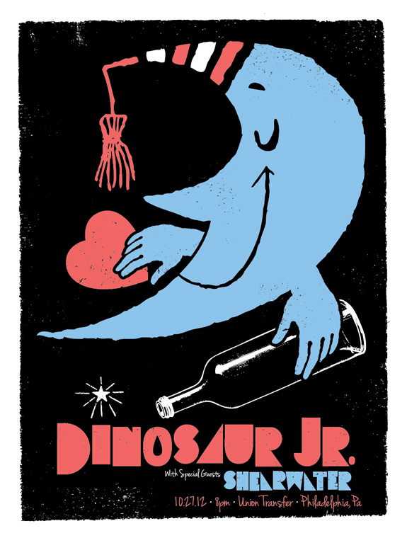 dinosaur jr posters for sale