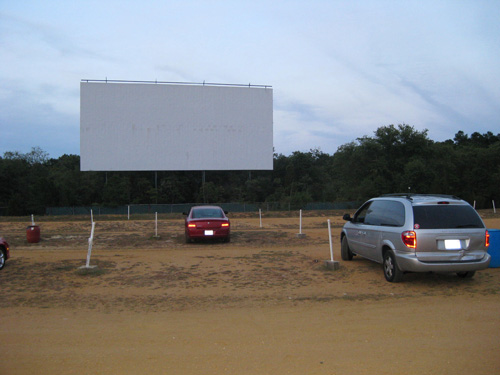 delsea drive-in theater in new jersey