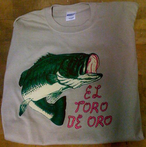 new el toro merch