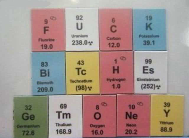 the essential elements for life
