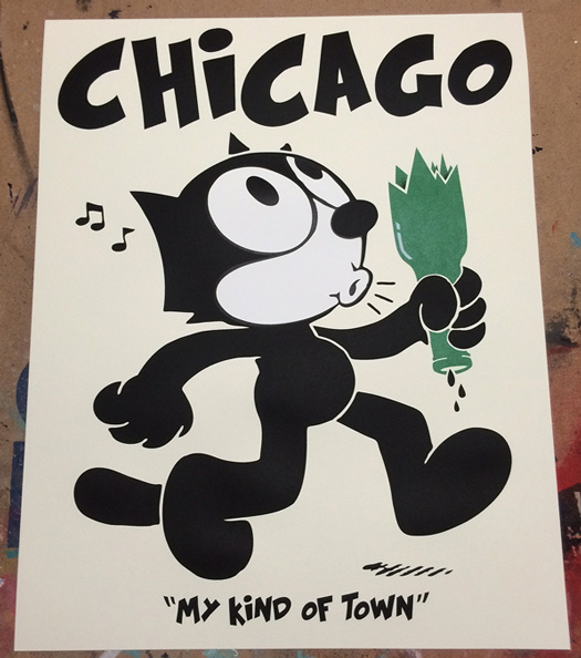 Chicago prints