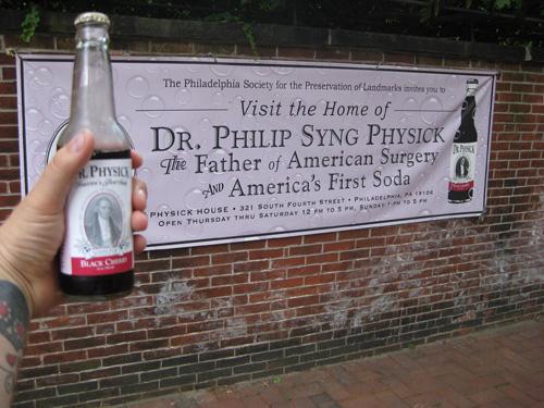 americas first soda