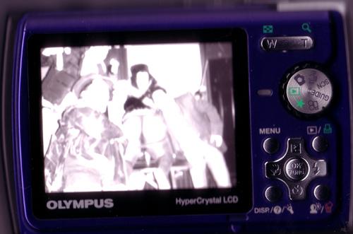 frank kelly's camera