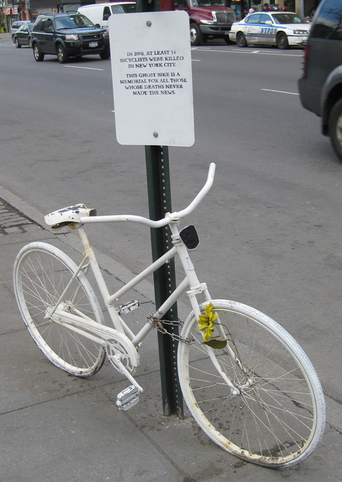 memorial bike