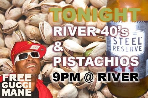 river 40s tonight