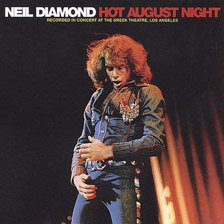 hot july nights
