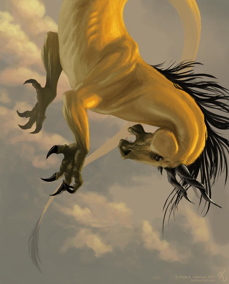 ITS SKY HORSE!!!!
