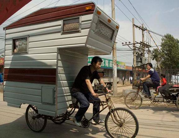 mobile home bike