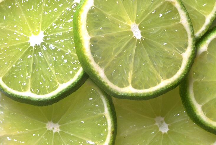 Green <strike>Limes</strike> Lemons