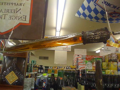 Whiskey Sword