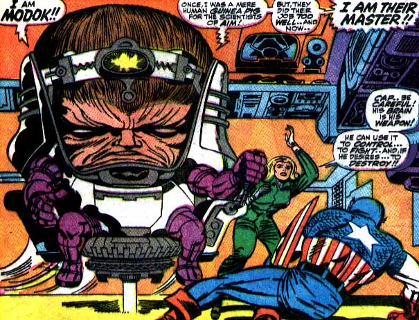 What would MODOK do?
