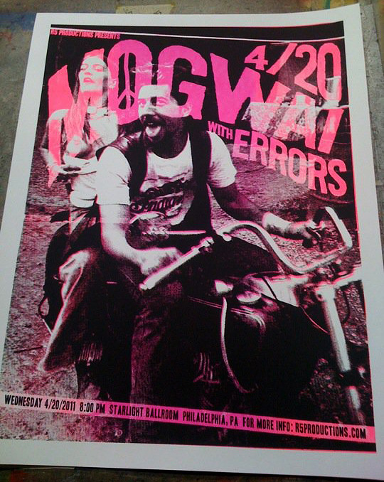 mogwai posters now for sale online