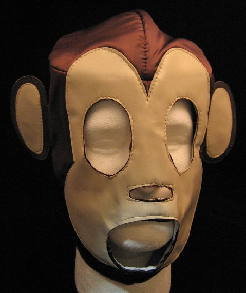 mollywopper mask prototype