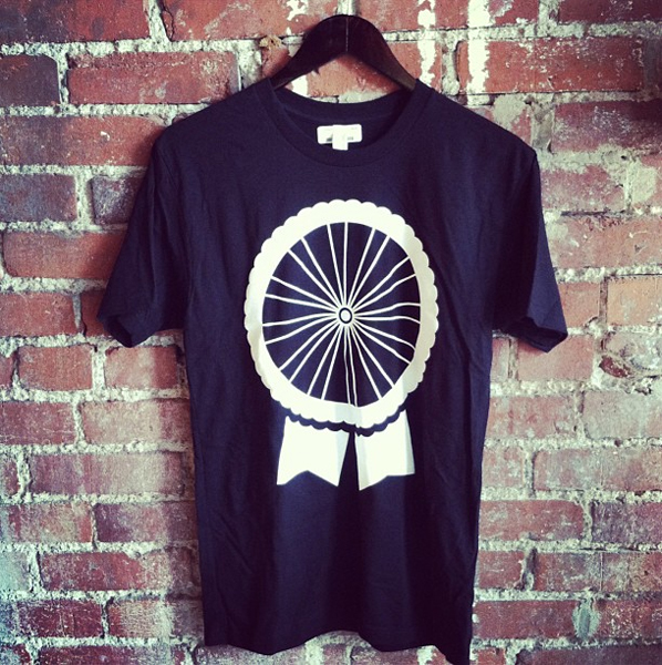 black pbr bike wheel shirts