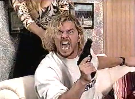 Mid 90's wrestling