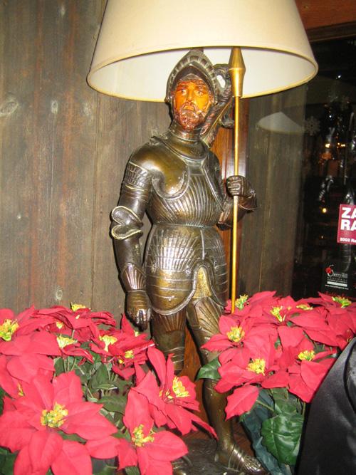 pub lamp