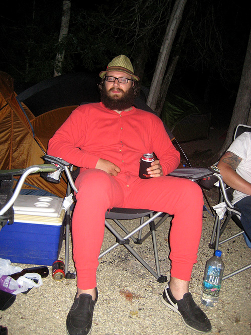 man camp maine
