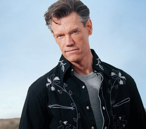 randy travis hair