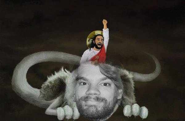 jesus rides snackscor