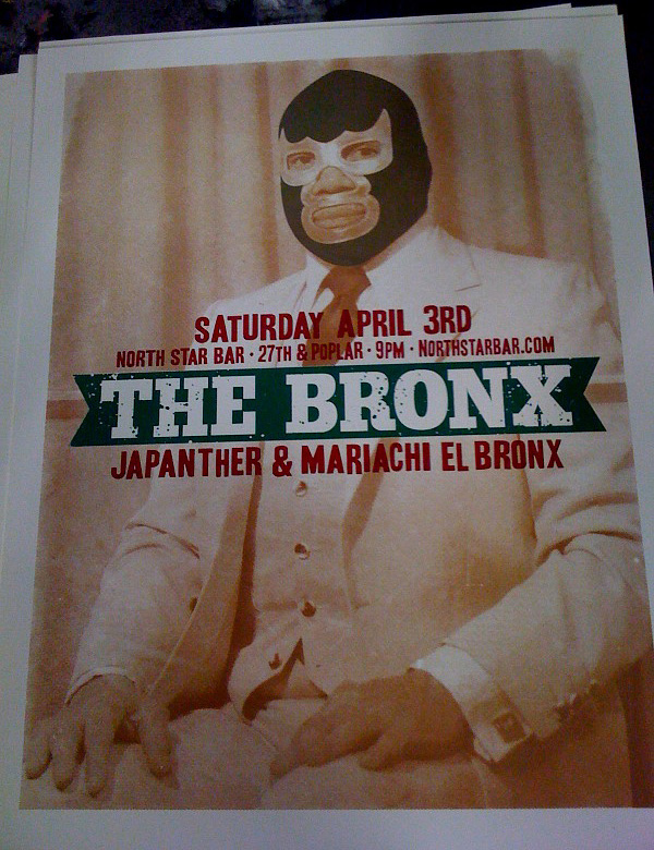 hot off the press - The Bronx - for sale