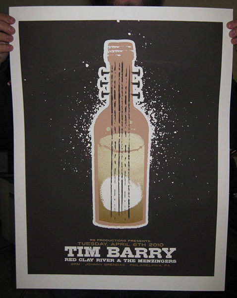 tim barry poster for sale