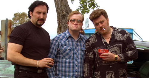 oh glorious day, i just bought tix to see the trailer park boys live at the keswick theater