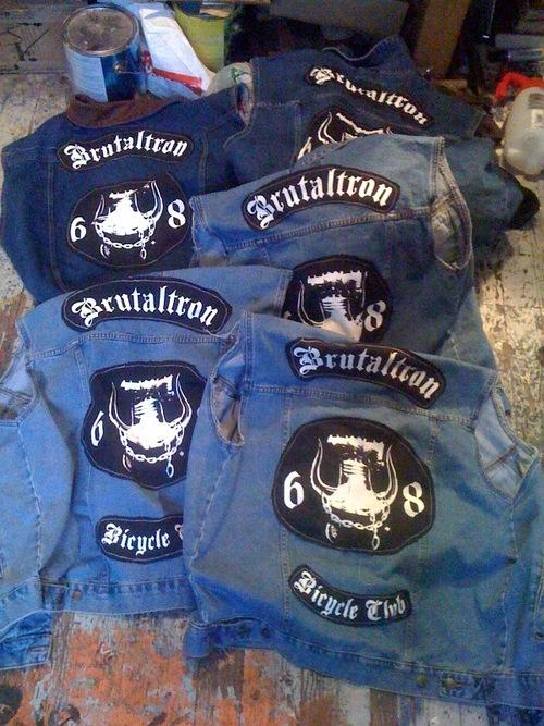 new vests!