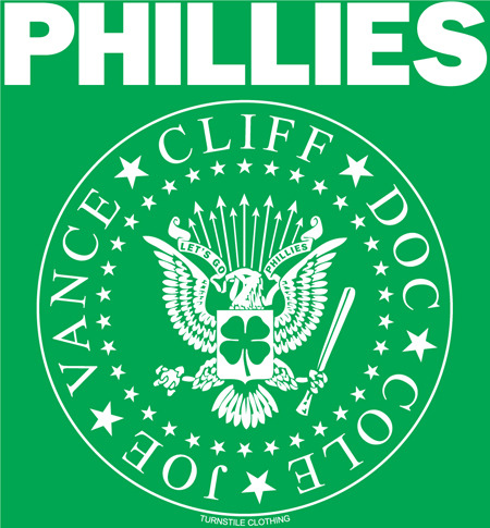 st. paddy's day phillies shirts