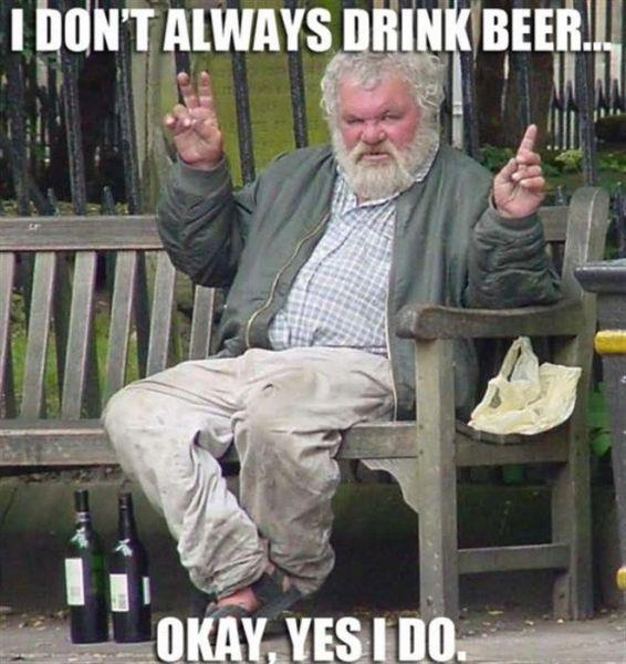 The second most interesting man in the world.