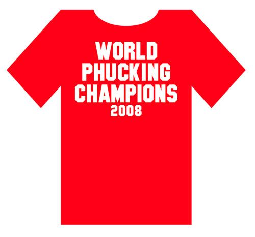 world phucking champions