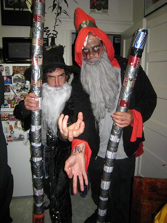 shakesgiving wizard staffs